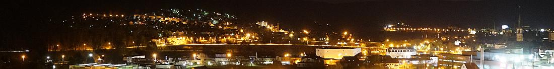 Lohr Panorama Nacht