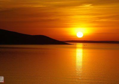 Sonnenuntergang Zadar